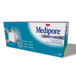 3M Medipore Cerotto Adesico Chirurgico Morbido 10 x 20cm 2991/4