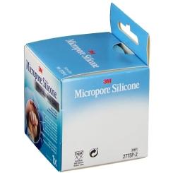 3M Micropore Silicone 5cm x 5m 2775-2fr