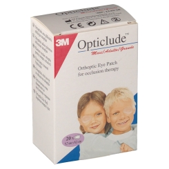 3M Opticlude™ 5,7 cm x 8,2 cm