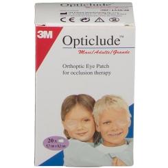 3M Opticlude Cerotto di Occhio Senior