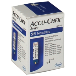 ACCU-CHEK® Aviva Strisce