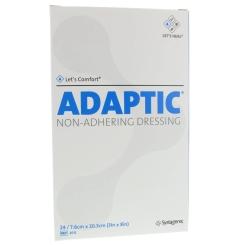Adaptic 7.5cm x 20cm Non-Adhesive