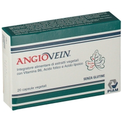AngioVein® Capsule Vegetali
