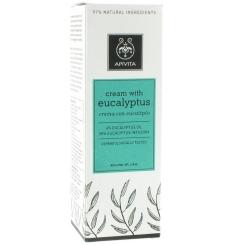 Apivita Cream With Eucalyptus