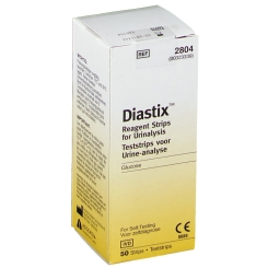 Ascensia Diastix Strips 2804