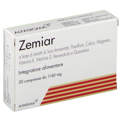 Avantgarde ZEMIAR® 20cpr