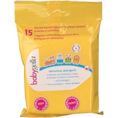 Babygella Salviette detergenti Neonati