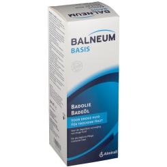 Balneum Bath Oil Dry Skin