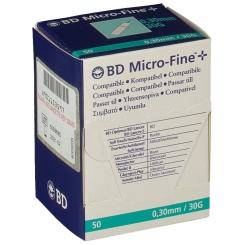 BD Micro-Fine™+ Lancette 30G