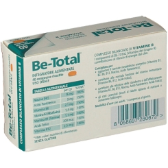Be-Total® compresse PROMO