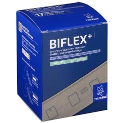 Biflex 17+ Forte Med. Stretch + Indic. Beige 10cm x 3m
