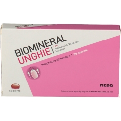 Biomineral Unghie