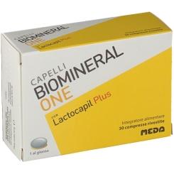 Capelli Biomineral One con Lactocapil Plus