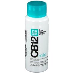 CB12 Halitosis Mild 12u Mouthwash