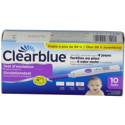 Clearblue Advanced Ovulation Test