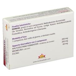 Danase Antiinfiammatoria Antiedemigena