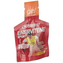 Enervit® ENERVITENE® SPORT Gel gusto arancia