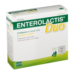 ENTEROLACTIS® Duo 20 Bustine