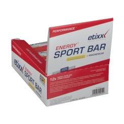 Etixx Energy Sportbar Lemon