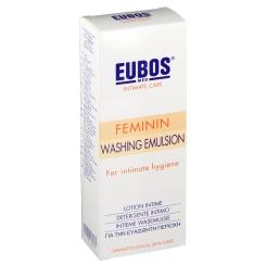 Eubos® Feminin Detergente Liquido Intimo