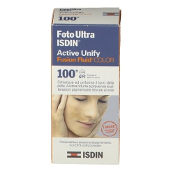 FotoUltra ISDIN Active Unify Fusion Fluid COLOR