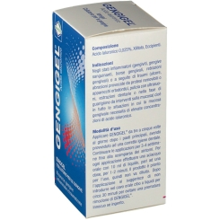 Gengigel® Idrogel Collutorio