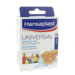 Hansaplast Plasters Universal Round