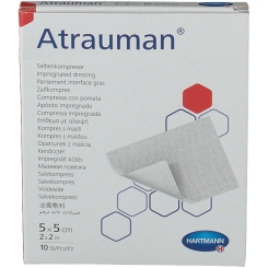 Hartmann Atrauman Sterile 5 x 5cm 499510