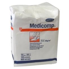 Hartmann Medicomp Compres 4 Layers 10 x 10cm 421825