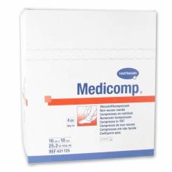 Hartmann Medicomp Sterile Compres 4 Layers 10 x 10cm 421725