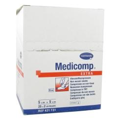 Hartmann Medicomp Sterile Compres 6 Layers 5 x 5cm 421731