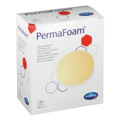Hartmann Permafoam Foam Dressing Round 6cm