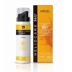 Heliocare 360° Airgel SPF50+ Protezione Solare Ad Ampio Spettro UVB/UVA/HEvis/IR-A