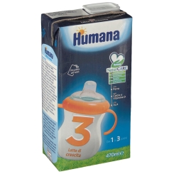 Humana 3 Junior Drink liquido