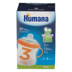 Humana 3 Junior Drink liquido