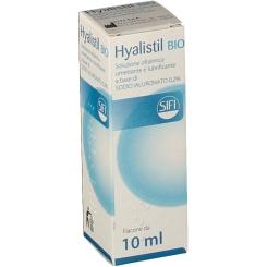 Hyalistil BIO Soluzione oftalmica umettante e lubrificante