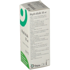 Hydrabak Soluzione oftalmica