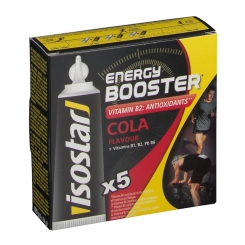 Isostar Energy Booster Cola
