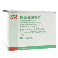 Komprex Binde 8Cmx 2M Thickness 0,5Cm