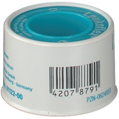 Leukoflex Lid Adhesive Plaster 2.5cm x 5m