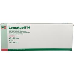 Lomatuell H Sterile Dressings 10x30 cm