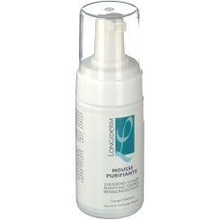 Longiderm Acne Purifying Mousse Oily Skin Pump