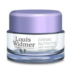 Louis Widmer Cream Nutritive Without Perfume