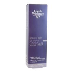 Louis Widmer Liposomal Extract lightly perfumed