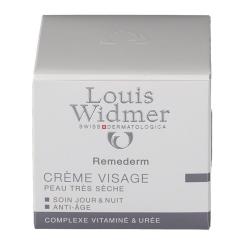Louis Widmer Remederm Facial cream Light perfumed