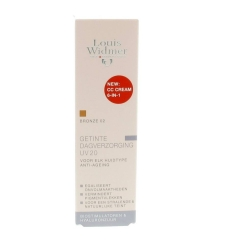 Louis Widmer Tinted Day Cream CC Bronze Lightly Perfumed
