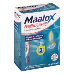 Maalox® RefluRAPID