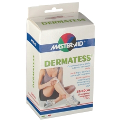 Master-Aid® Dermatess® 18 x 40 cm Garza in Tessuto