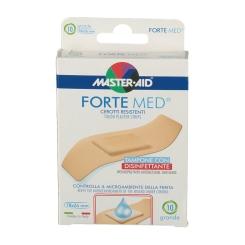 Master-Aid® Forte Med® 78 x 26 mm Grande Tampone con disinfettante