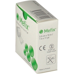 Mefix Adhesive Plaster 2.5cm x 10m